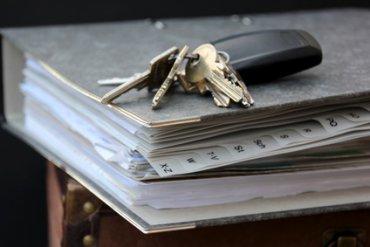 Büro Schlüssel