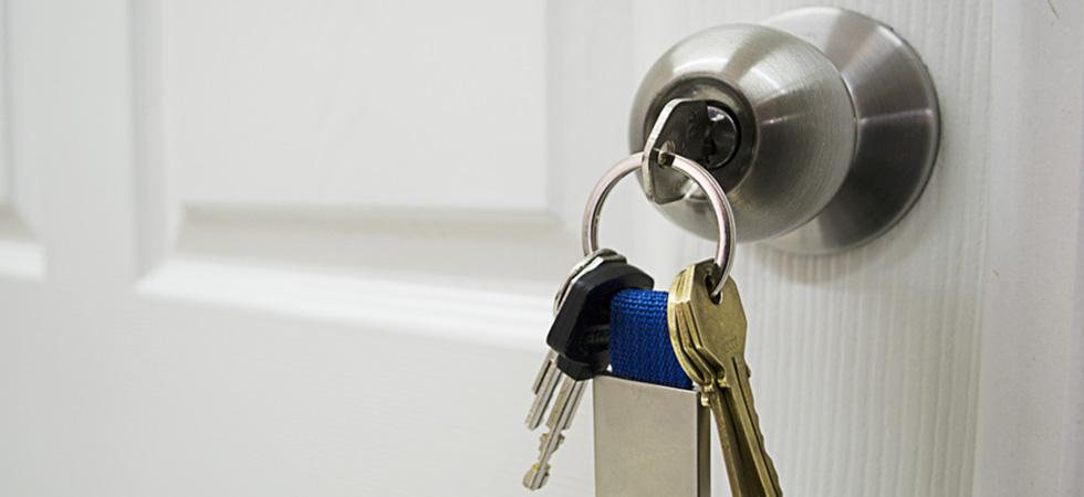 Türe zugefallen? Schlüssel steckt mal wieder von Innen?